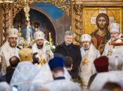 Штовханина у соборі, Порошенко і колядки: як вінничани Томос зустрічали