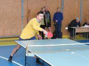 Вчителі Вінниці завершили канікули тенісним турніром