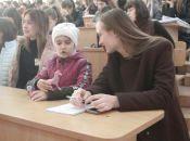 «Потрібно вміти говорити так, як треба» - прокоментувала проведення олімпіади семирічна дівчинка
