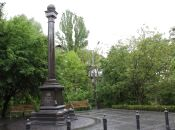 «Посилання вінничанам  2040 року». Під час відкриття пам'ятника Магдебурзькому праву заклали капсулу часу