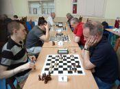 На четвертому етапі шахової «Формули-1» господарі випередили конкурентів-жмеринчан