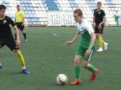 Дві команди «Прем'єр-Ниви» розійшлася миром зі столичним «Атлетом» і здобули путівки у стадію плей-офф ДЮФЛ України