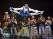 Джаз і циркова акробатика на OPERAFEST: дітей чекає мюзикл «Пригоди Гекльберрі Фінна»