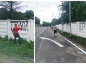 Робітники, яких вигнали з Калинівського арсеналу без зарплати, перекривають дорогу