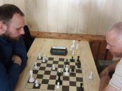 На міжобласному шаховому турнірі у Козятині кандидат у майстри випередив гросмейстерів