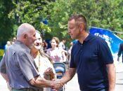 500 зустрічей з вінничанами провів Сергій Кудлаєнко. Обирай тих, кого знаєш! (Політична реклама)