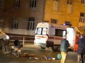 Вінниця 21-22 вересня: пожежа на вокзалі та ДТП за участю мопеда