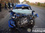 З початку року на дорогах області у ДТП загинуло понад 90 людей