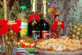 """Конкурс """"Найапетитніший новорічний стіл"""""""