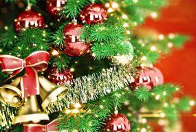Конкурс новорічних ялинок