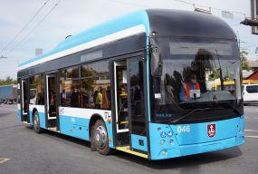 На новому маршруті 10А вінничан буде обслуговувати тролейбус з автономним ходом