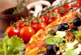 Де поїсти смачну піцу: піцерії та служби доставки Вінниці