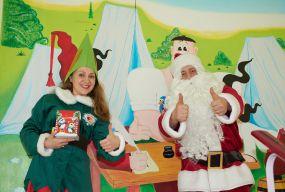 Це вже стало традицією: у Вінницькій дитячій обласній лікарні трапилося новорічне диво (Новини компаній)