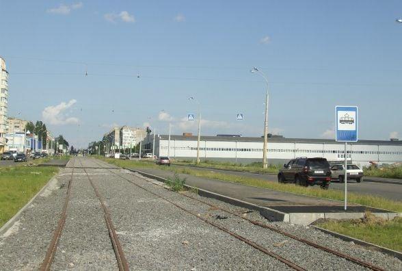 Трамваї по Барському шосе почнуть курсувати з 19 грудня