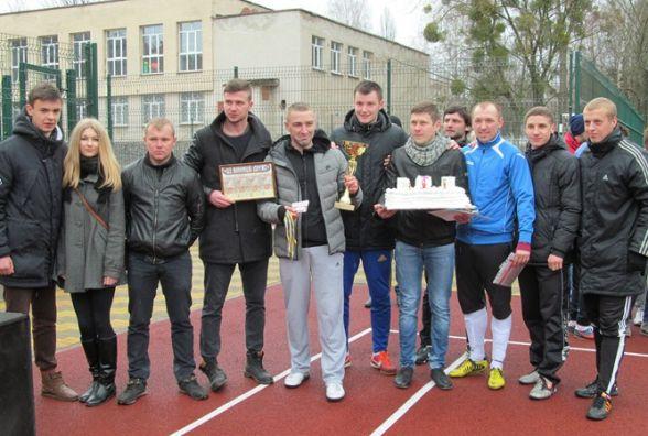 У Вінниці пройшов турнір з міні-футболу, організований пабліком «Це Вінниця, Друже». Перемогла команда «Блік».