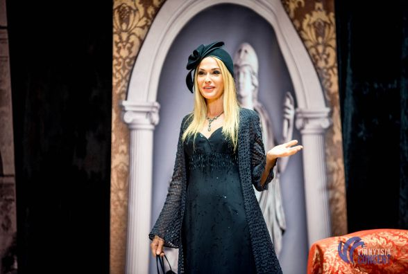 Ольга Сумська у Вінниці – про роль жінки Бонда, борщ для Горянського і протидію осінній депресії