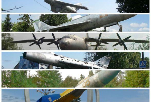 Вінницькі літаки «пенсіонери»: Де доживають віку пам'ятники авіації та скільки їх