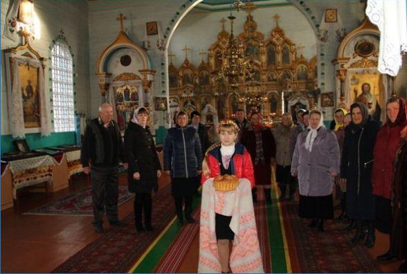 120-річний дерев'яний храм, що на Гайсинщині, передали громаді