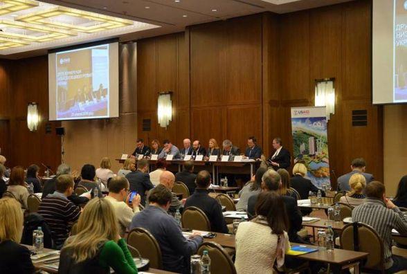 Розробка Стратегії низьковуглецевого розвитку України набирає обертів