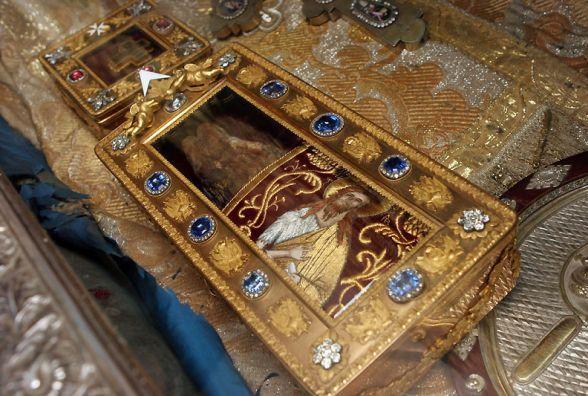 В Козятин привезуть мощі Іоанна Хрестителя. Графік богослужінь