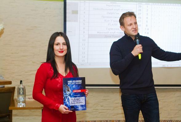 """У бізнес-лізі «Що? Де? Коли?» перемогли інтелектуали з «Україночки» (Прес-служба ГО ВО """"Розвиток.Розвиток"""")"""