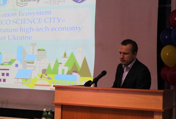 Sikorsky Challenge: у Вінниці протягом року будуть вчити робити стартапи
