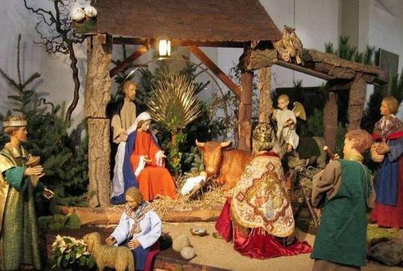 Вінницькі капуцини запрошують на Святий вечір в родинному колі
