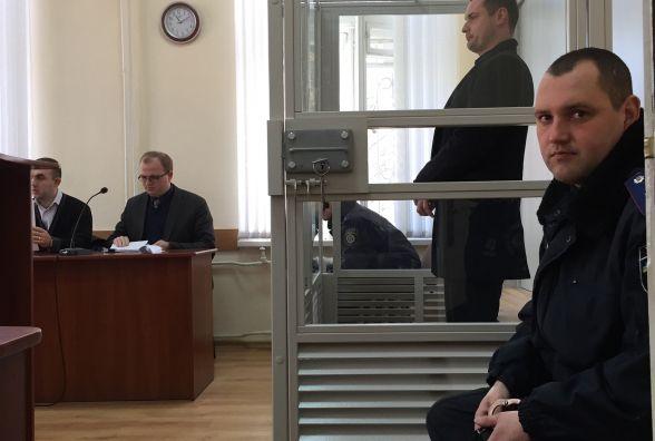 «Бомбер» — 2016:  «замінував» суд, назвавшись начальником поліції Вінниці