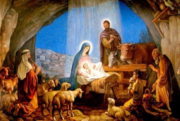 Сьогодні  католики святкують Різдво Христове. Вітаємо вінничан