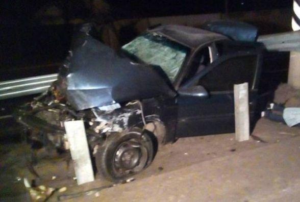 Смертельне ДТП у Стрижавці: водій загинув, його двоє пасажирів постраждали