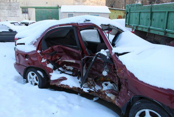 Пригадаймо 10 найстрашніших аварій за рік. Найчастіші причини ДТП