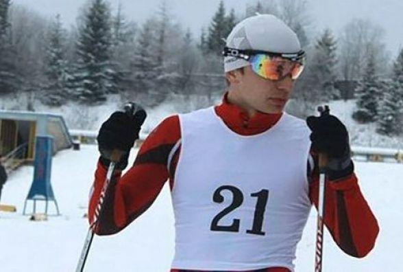 Лижник Олег Йолтуховський, який здобув путівку на чемпіонат світу, став кращим спортсменом грудня на Вінниччині