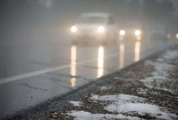 Завтра на Вінниччині очікується туман. Видимість 200-500 метрів