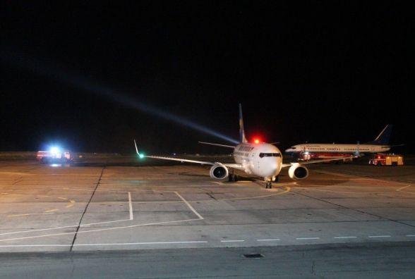 Авіарейс «Тель-Авів – Вінниця» приземлився в Києві. 140 пасажирів  шість годин в очікуванні (ОНОВЛЕНО)