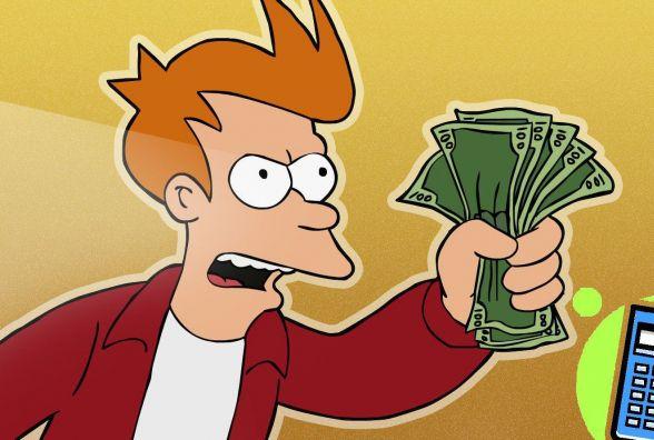 Скільки грошей ви можете витрачати в день. Калькулятор кишенькового капіталу