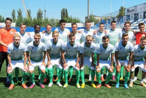 """""""Нива-В"""" виходить з відпустки і розпочинає підготовку до другої частини чемпіонату України"""