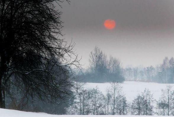 Антициклон «Бригітта» заполонить Україну туманами з смогами та памороззю
