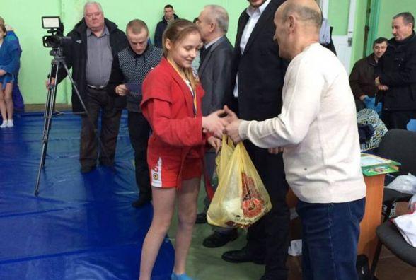На чемпіонаті Вінниччини з самбо перемогли призери чемпіонату світу