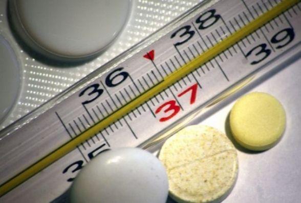 Вінничани стали менше хворіти на грип. Рівень захворюваності знизився на 13,2 %