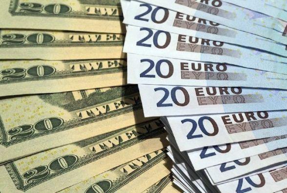 Курс валют від НБУ на 24 січня. Долар дешевшає, євро дорожчає