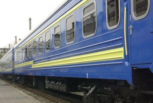 Три потяги, що курсують через Вінниччину, запізнилися. На залізниці була аварія
