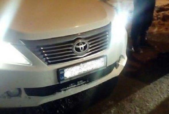 Три екіпажі вінницької поліції наздоганяли п'яного на «Toyota»