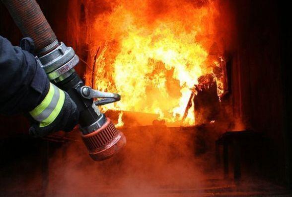 На Вінниччині загорівся дитячий садочок. Гасили на одній пожежній машині