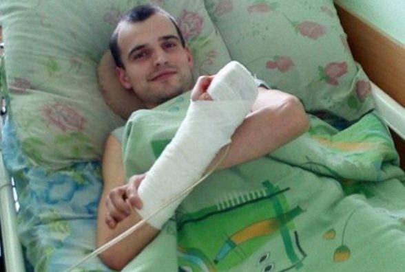 11 годин поспіль щедрували заради пораненого солдата-сироти