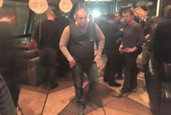 «AURA» про бійку у ресторані: «Камери були вимкнені цілий тиждень»