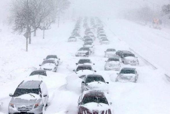 Погода у Вінниці на сьогодні, 8 лютого