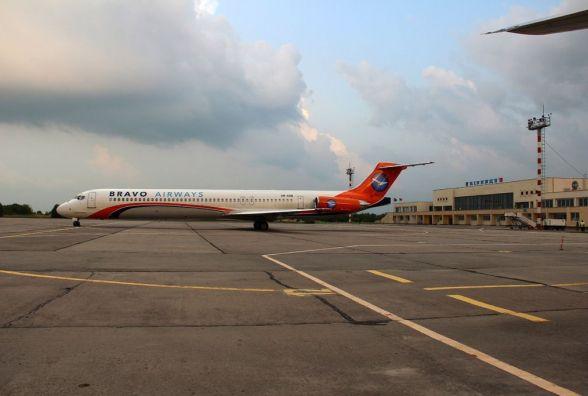 З аеропорту «Вінниця» можна буде літати до Анталії за внутрішніми українськими паспортами