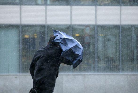 Сьогодні та завтра на Вінниччині оголосили штормове попередження