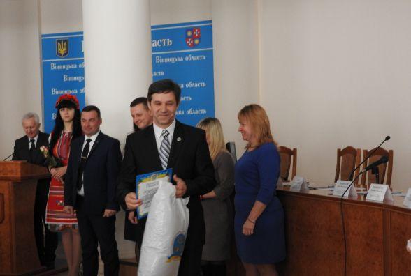 Кращі з кращих 2016 року: у Вінниці нагородили спортсменів і тренерів