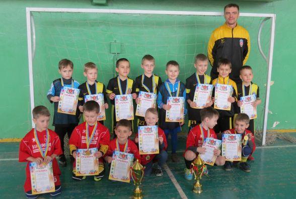 У Всеукраїнському фестивалі серед футбольних вундеркіндів встановили рекорд за кількістю матчів